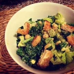 V-caesar salad