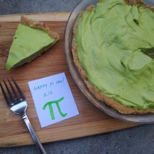 green pie